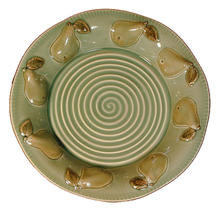 Large Pearware Bowl