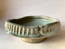 Sculptural Bowl 1 stoneware, glazed