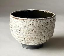 Tea Bowl mino glaze