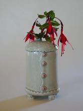 Handbuilt Bud Vase