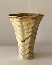 Vase ash glaze