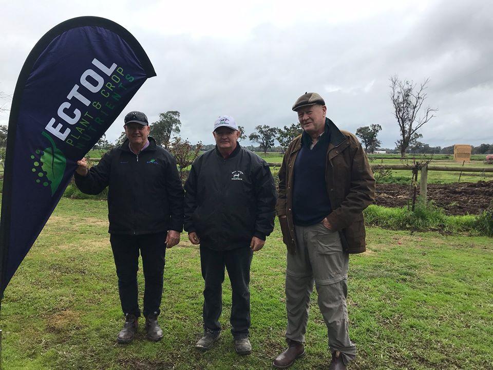 Russell, Tony and John - ECTOL
