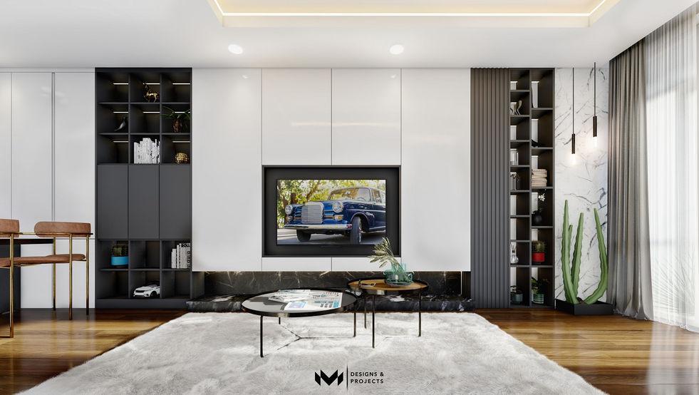 Elegant - Living Room/Hall