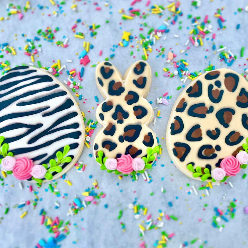 """""""GO WILD THIS EASTER"""" Cookie & Crafting Workshop"""