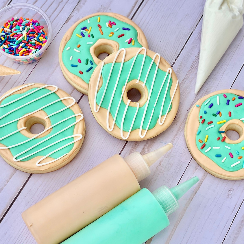 Donut Cookies & Crafting Workshop