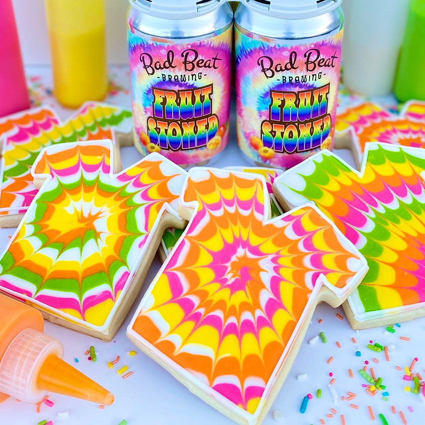 """""""FRUIT STONED"""" At-Home Cookie Decorating Kit"""