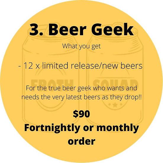 Beer Geek Pack