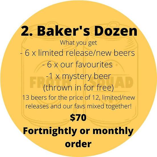 Bakers Dozen Pack