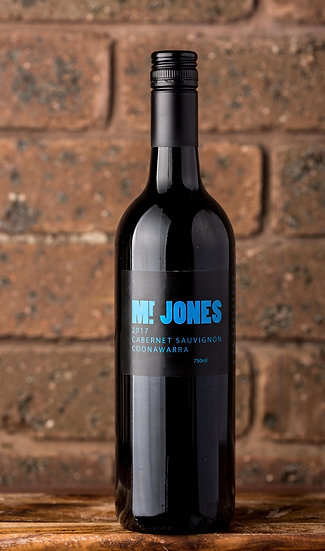 2017 Mr Jones Cabernet Sauvignon