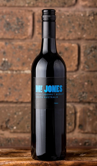 2016 Mr Jones Cabernet Merlot