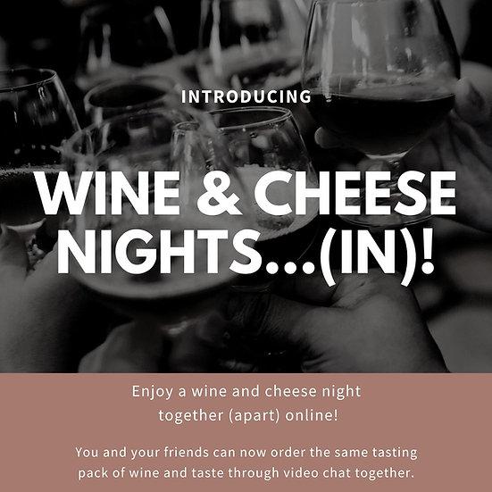 Wine & Cheese Night (in) Packs