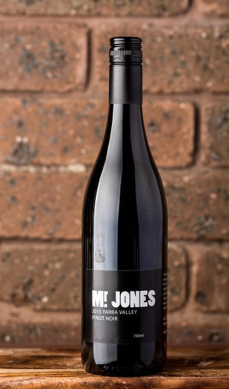 2018 Mr Jones Pinot Noir