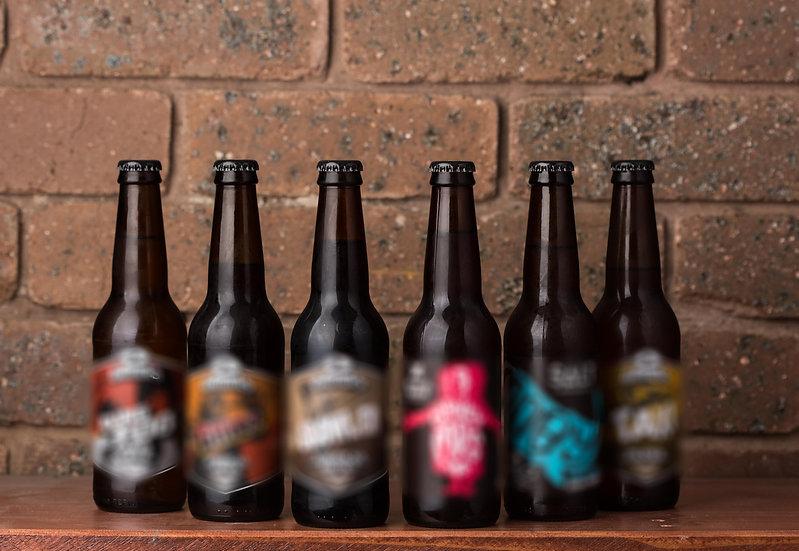 Mystery Beer 6 Pack
