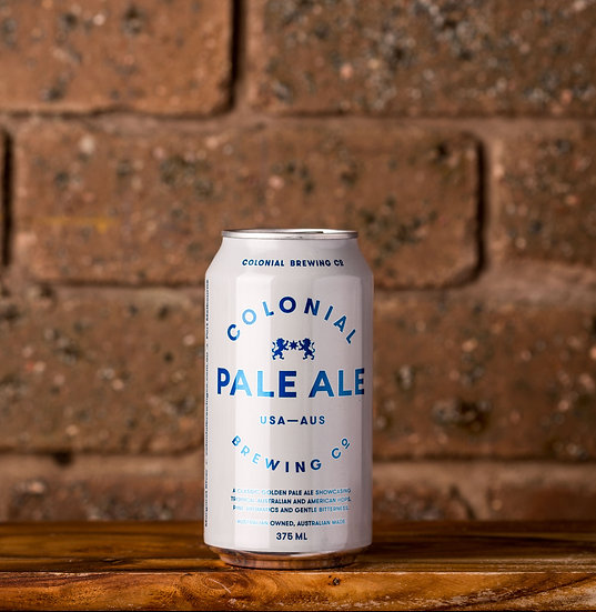 Colonial Pale Ale Can 375ml