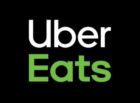 Now on Uber Eats