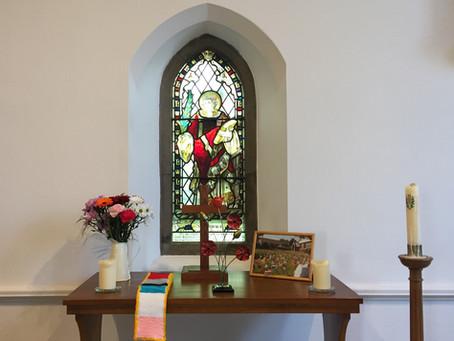Communion Services Restarting