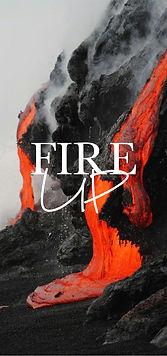 Log Fire Up