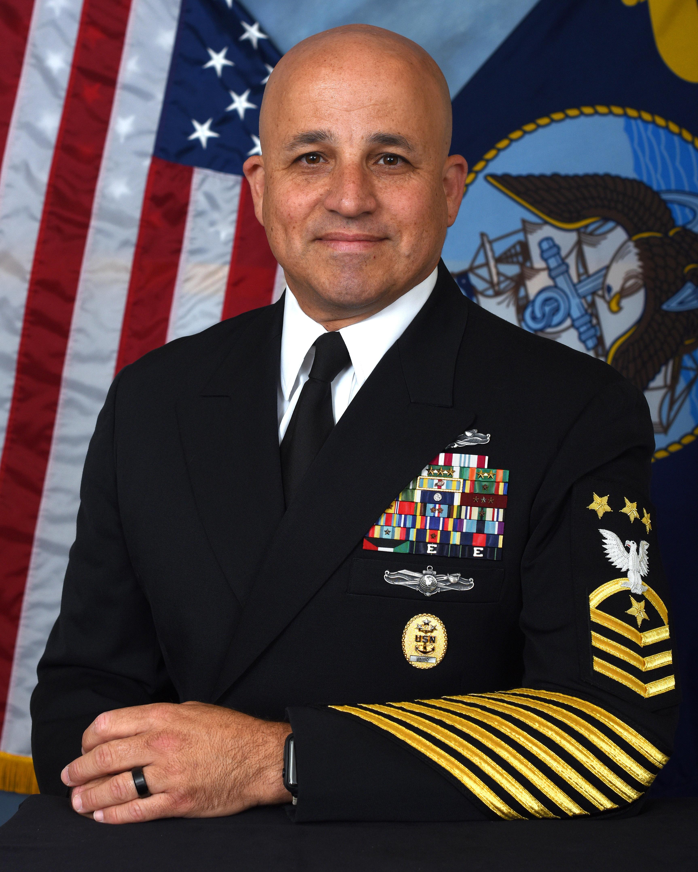 Master CPO of the Navy