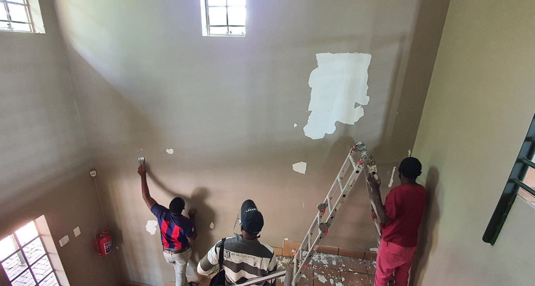 REMOVING MORE PAINT