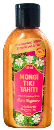 Monoi Tiki Tiare Hypnose Spf 3 with Glitter