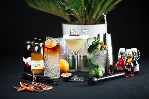 Cocktail thuis pakket refill 3 personen