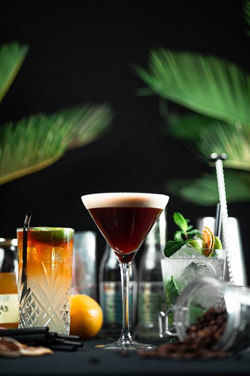 Cocktail thuis pakket refill 4 personen