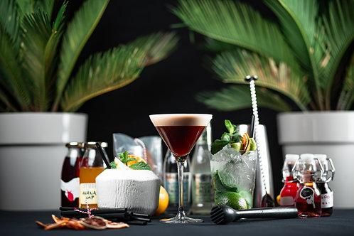 Cocktail thuis pakket basis 2 personen