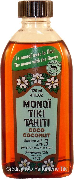 Monoi Tiki Coco Spf 3 120ml