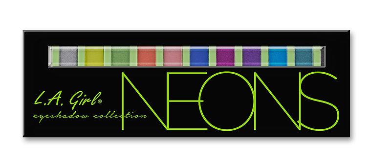 Beauty Brick Eyeshadow-NEONS