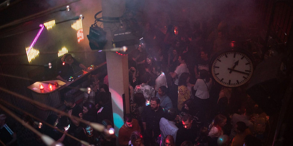 Studio Club Night 3 juli