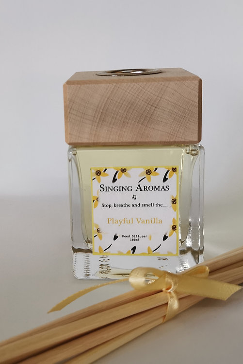 Singing Aromas Reed Diffusers