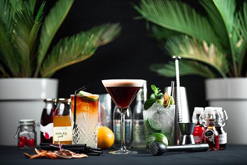 Cocktail thuis pakket refill 2 personen