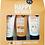 Thumbnail: Happy Naturals Argan Oil & Sweet Orange Mini Collection 3x30ml