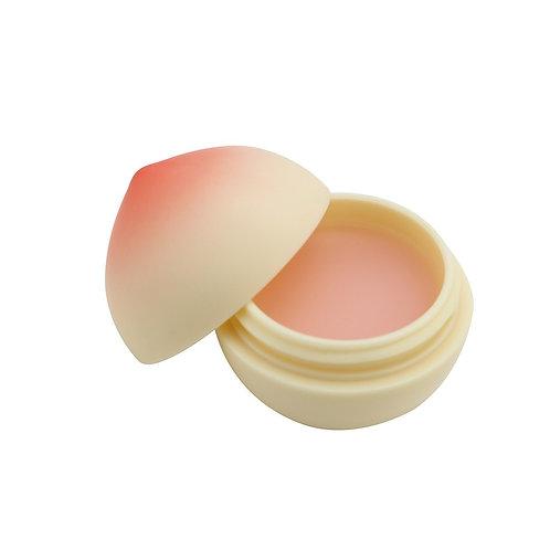 Mini Fruit Lip Balm -Peach