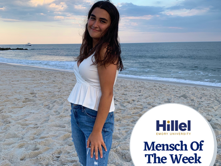 Emory Mensch of the Week: Sofia Himmel