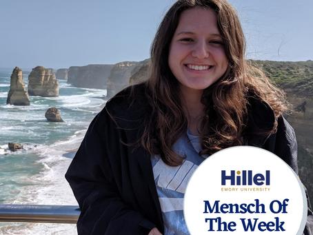 Emory Mensch of the Week: Karen Asher