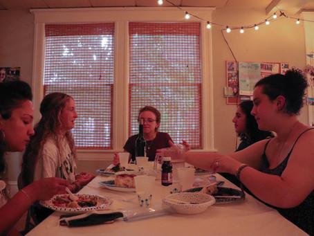 Hillel at UGA Celebrates Rosh Hashanah