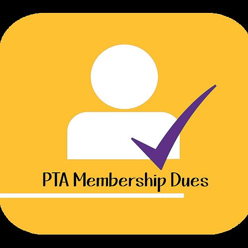 PTA Membership Yearly Dues