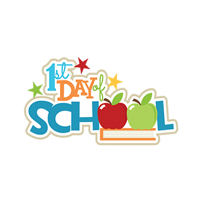 First Day of School 1st - 5th graders!