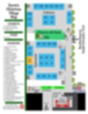 Santas Christmas Village map with correc
