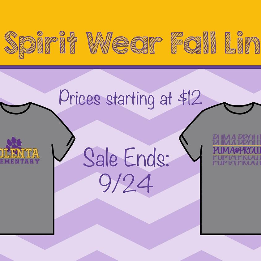 Fall Spirit Wear