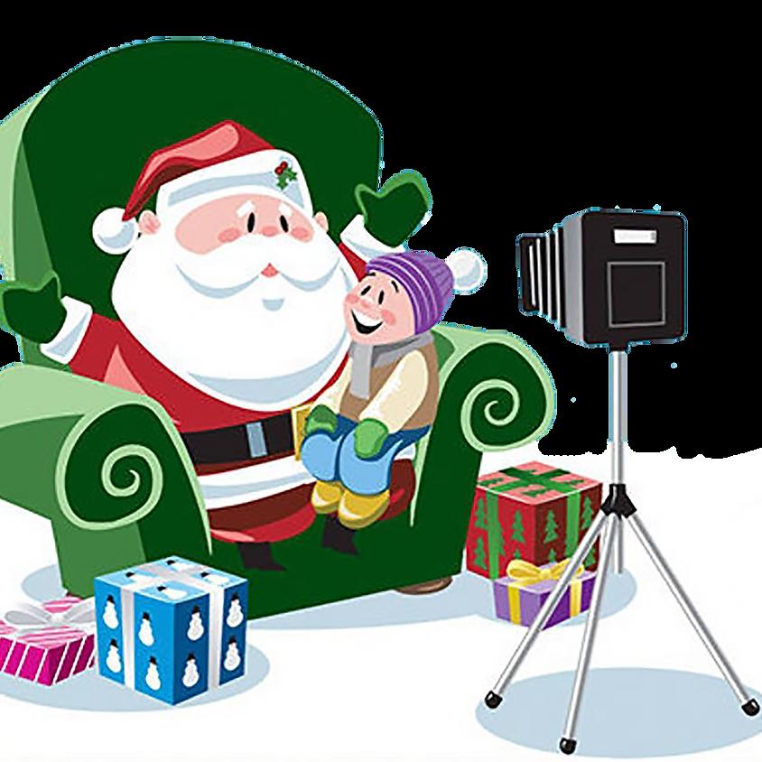 Santas Christmas Village