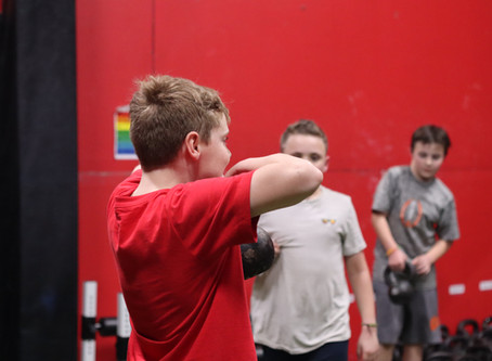 Integrating Structure and Play For Youth Strength Training