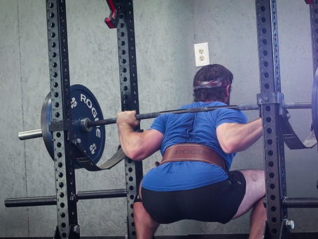 I Don't Think Back Squats Are Functional, But Here's Why I Still Do Them