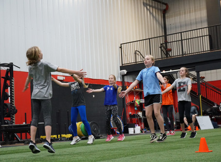 Integrating Structure and Play For Youth Athletes