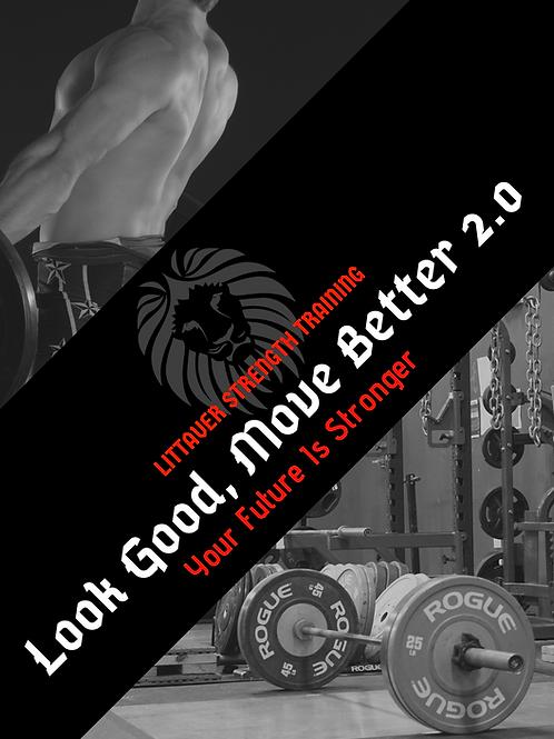 Look Good, Move Better 2.0: Program Design Template