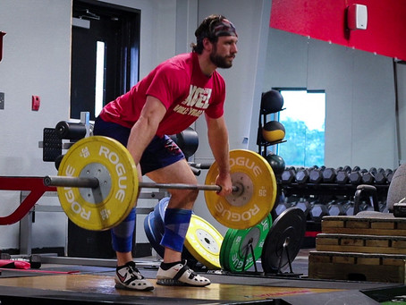 Strength Tip: Master The Movement Before Chasing PRs