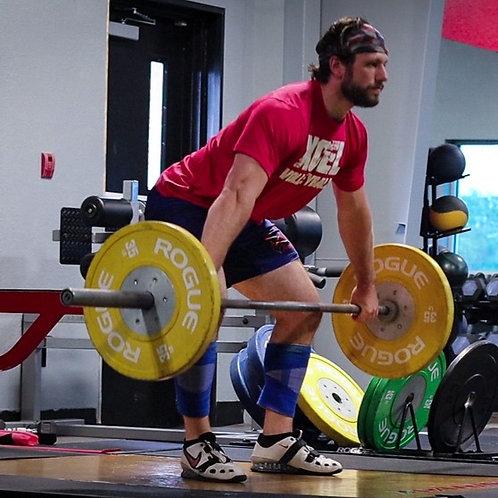8 Week Intermediate Weightlifting