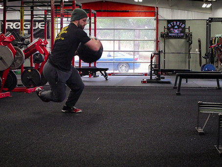 #MakeLittAthleticAgain: Returning A Lifter To Athleticism