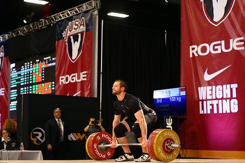 Red Lightning: 8 Week Intensive Weightlifting